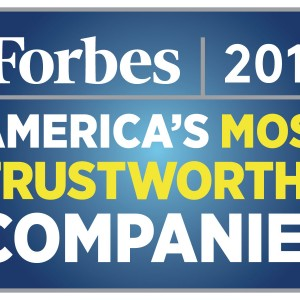 Hawkins, Inc. was named one of Forbes 100 most trustworthy companies in 2015.