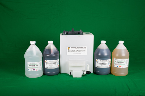 Ultra-Concentrated Water Treatment For Boiler And Cooling Tower Issues